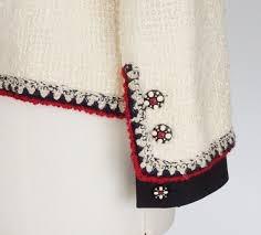 Chanel-style Cardigan Jacket